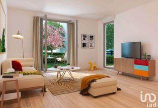 Annonce vente Appartement avec terrasse pontault-combault