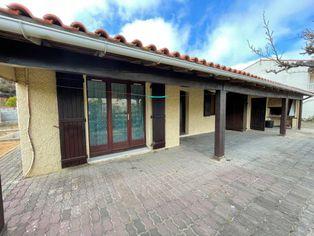 Annonce vente Maison avec garage port-la-nouvelle
