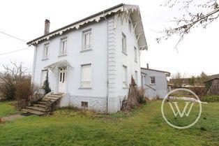 Annonce vente Maison avec garage nomexy