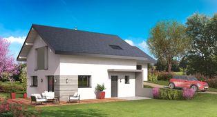 Annonce vente Maison avec garage grésy-sur-isère