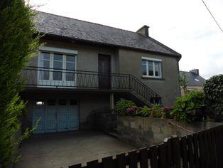 Annonce vente Maison avec terrasse pleumeur-gautier
