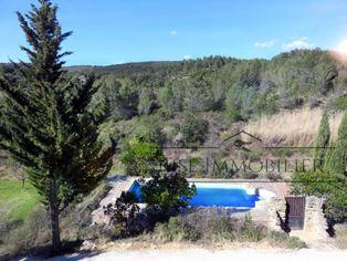 Annonce vente Maison avec piscine olonzac