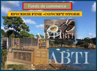 Annonce vente Local commercial lumineux fouesnant