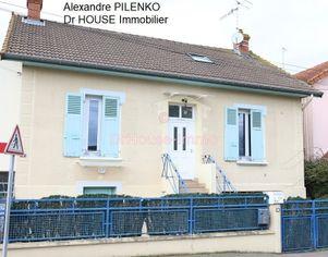 Annonce vente Maison avec grenier chalon-sur-saône