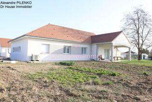 Annonce vente Maison avec garage saint-marcel