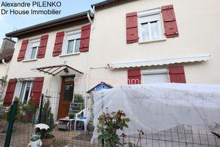 Annonce vente Maison avec garage chalon-sur-saône