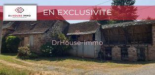 Annonce vente Maison avec grange rosiers-de-juillac