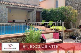 Annonce vente Maison avec piscine cabrières