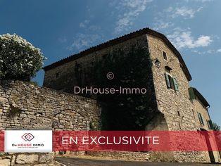 Annonce vente Maison avec garage uzès