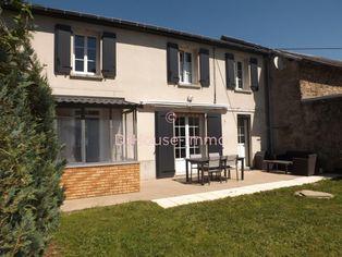 Annonce vente Maison saint-agnant-de-versillat