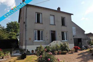 Annonce vente Maison saint-sulpice-le-dunois