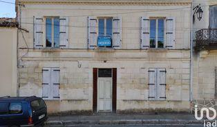 Annonce vente Maison avec double vitrage gontaud-de-nogaret