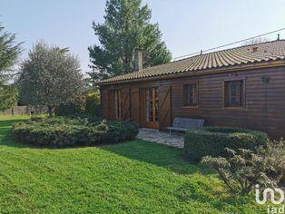 Annonce vente Maison avec garage savignac-de-l'isle
