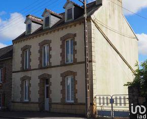 Annonce vente Maison avec cuisine ouverte châteauneuf-du-faou