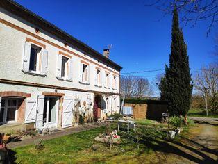 Annonce vente Maison avec garage lézat-sur-lèze