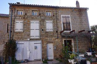 Annonce vente Maison avec terrasse urbalacone