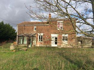 Annonce vente Maison avec cheminée saint-varent