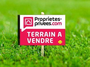 Annonce vente Terrain avec terrain constructible mornas