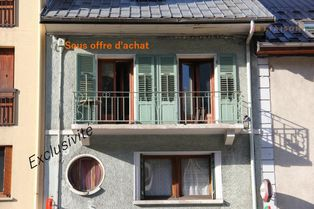 Annonce vente Appartement saint-michel-de-maurienne