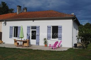 Annonce vente Maison avec terrasse vensac