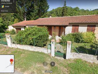 Annonce vente Maison avec jardin lieurac