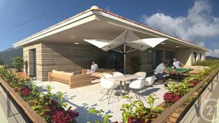 Annonce vente Appartement avec terrasse lecci