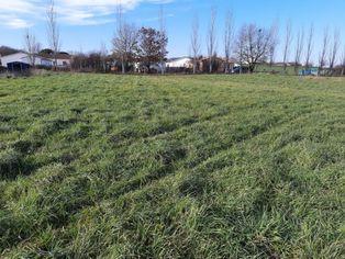 Annonce vente Terrain avec terrain constructible aubiet