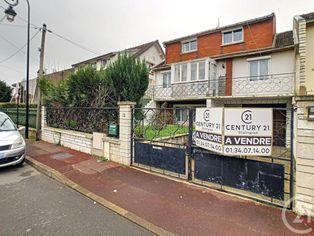 Annonce vente Maison avec garage garges-lès-gonesse