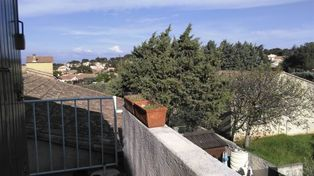 Annonce location Appartement avec terrasse villeneuve-lès-avignon