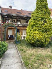 Annonce vente Maison avec garage petite-rosselle