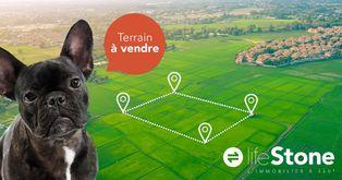 Annonce vente Terrain poncey-sur-l'ignon