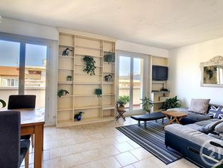 Annonce vente Appartement vue mer nice