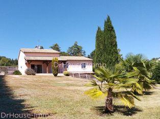 Annonce vente Maison avec garage notre-dame-de-sanilhac