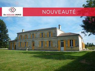 Annonce vente Maison saint-andré-de-cubzac