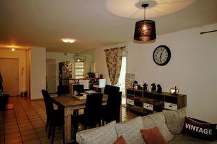 Annonce vente Appartement avec garage bourgoin-jallieu