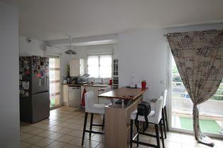 Annonce vente Appartement vaulx-milieu