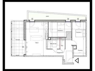 Annonce vente Appartement avec terrasse saint-mathieu-de-tréviers