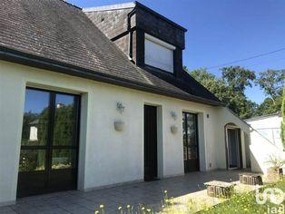 Annonce vente Maison avec garage saint-domineuc