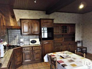 Annonce vente Maison avec garage saint-quentin