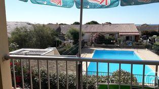 Annonce vente Appartement avec piscine fleury