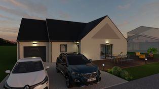 Annonce vente Maison avec garage boulon