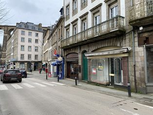 Annonce location Local commercial morlaix