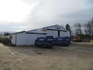 Annonce vente Local commercial avec bureau plourin-lès-morlaix