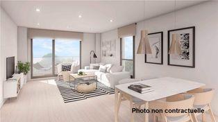 Annonce vente Appartement avec terrasse cugnaux