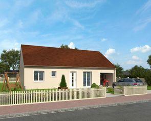Annonce vente Maison avec cuisine ouverte saint-aubin-des-bois
