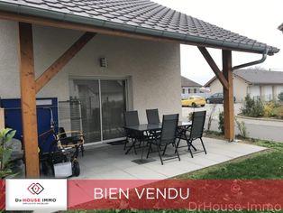 Annonce vente Maison avec garage saint-pierre-en-faucigny