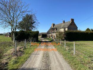 Annonce vente Maison avec hangar orbec