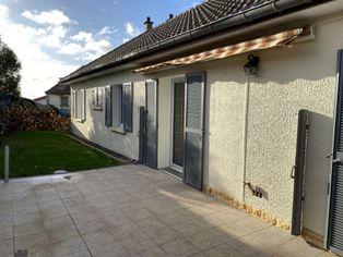 Annonce vente Maison avec terrasse étoges