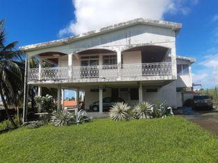 Annonce vente Maison avec garage fort-de-france