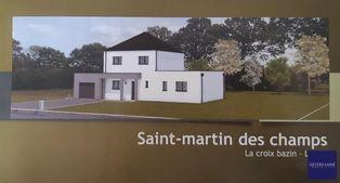 Annonce vente Maison saint-martin-des-champs